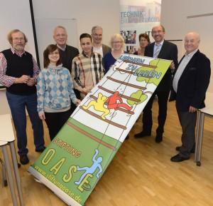 Förderprojekt BbS Brinkstraße - Stiftung Oase