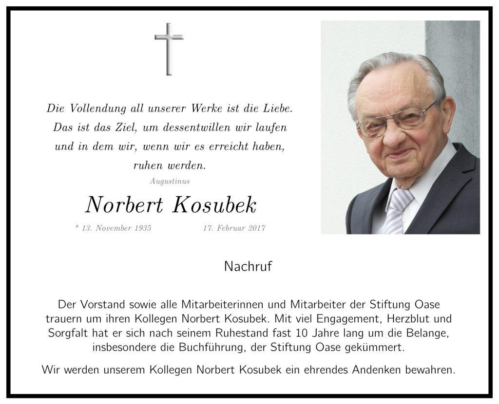 Nachruf-Norbert-Kosubek